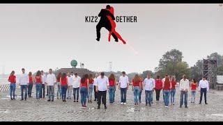 Kizomba Flashmob 2018 Ukraine Dnepr