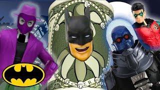 All Episodes! | Batman Missions: Stop-Motion Adventures | DC Kids