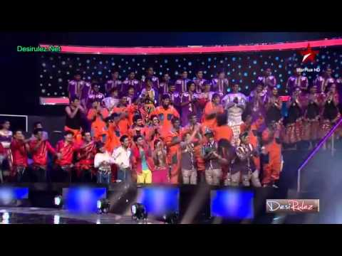 India's Dancing Superstar 8th June 2013 Part 3