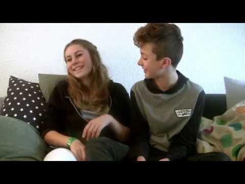 Hvordan blev I kærester? | Pubertetsguiden | Ultra