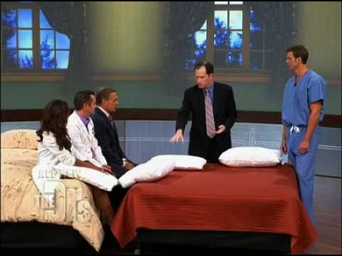 Dr. Michael Breus - How to Pick A Pillow on The Doctors