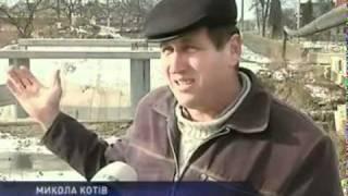 В Прикарпатье разрушеный мост убивает людей