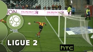 RC Lens - Valenciennes FC (0-1)  - Résumé - (RCL - VAFC) / 2015-16