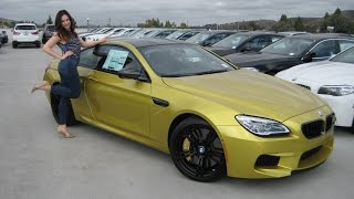 NEW BMW M6 COMPETITION EDITION 1 Of 100 / Exhaust Sound / BMW REVIEW