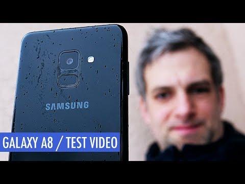 SAMSUNG GALAXY A8 - Test Photo et Vidéo