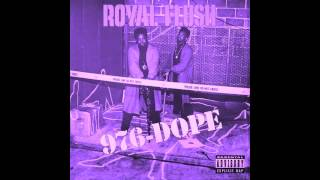 ROYAL FLUSH - NEVER MADE 20 - chopped and screwed
