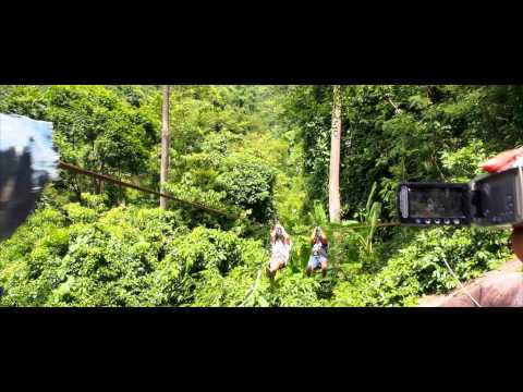 Flying People Thailand - Adventure Mainland Asia's Longest Cable Ride by Cable Rides Asia