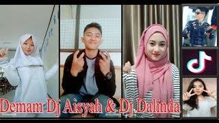 Gambar cover Demam Dj Aisyah & Dj Dalinda Tik Tok 2018