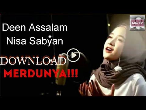download-lagu-merdu-deen-assalam-#trending-topik-6--nisa-sabyan
