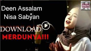 Download Lagu Merdu Deen Assalam #trending topik 6 -Nisa Sabyan