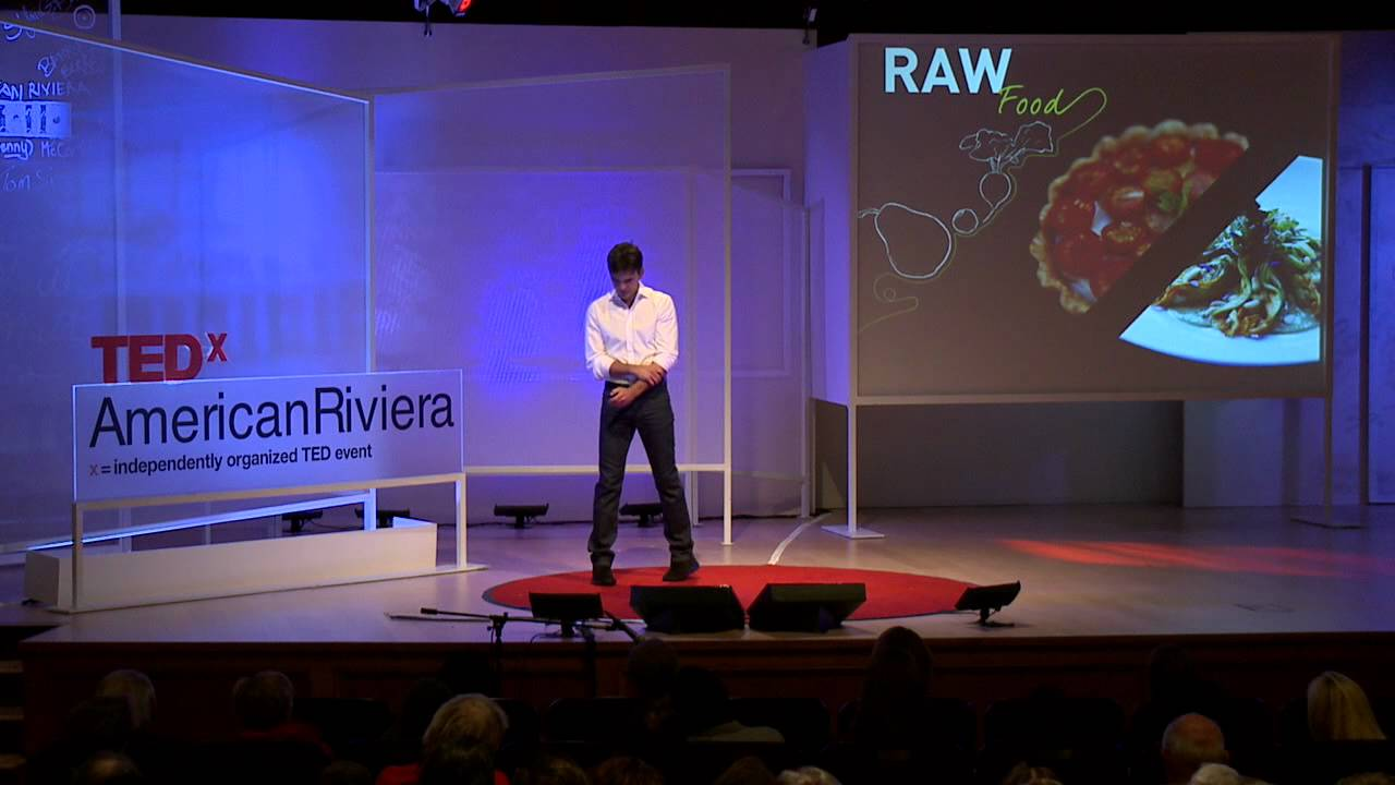 TEDxAmericanRiviera - Matthew Kenney - Crafting the Future of Food
