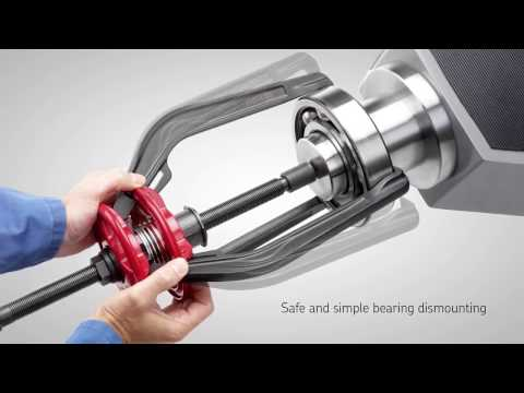 SKF EasyPull Bearing Pullers
