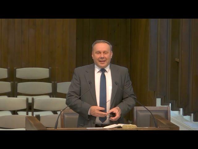 2021-09-19-du Komlósi Sándor: Ne félj hirdetni az igét!