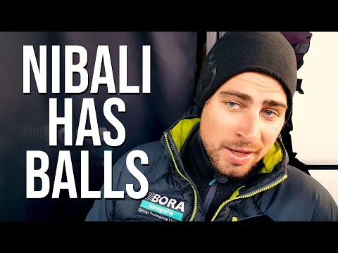 Sagan after Milano-Sanremo: 'Only Nibali had the balls'