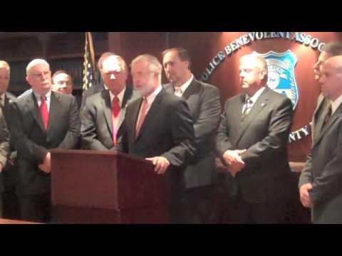 Suffolk County PBA Endorsement of Tim Bishop