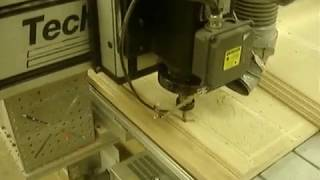 Quick CNC Furniture Base Trim