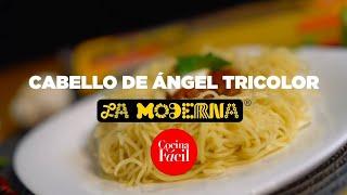 Cabello de Ángel Tricolor   Cocina Fácil