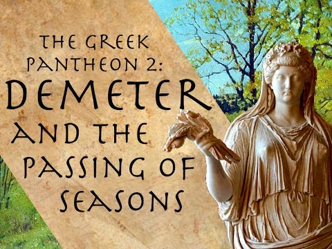 Demeter and the Passing of Seasons