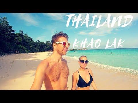 THAILAND - KHAO LAK - SIMILAN -  Travel Vlog 8