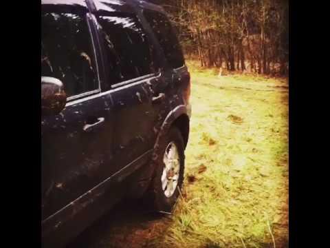 Ford Escape Forest Off-road #большежогова