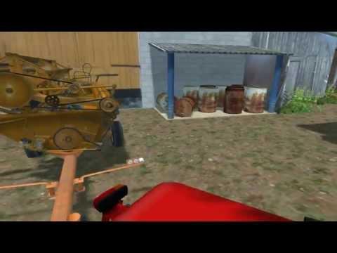 Farming Simulator . Wakacje w Nelamanowice v3! Przygotowywanie do Żniw Odc 1
