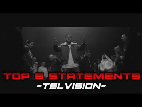 KC Rebell - Television ►Top 6 Statements◄ feat. PA Sports, Kianush & Kollegah - Telvision