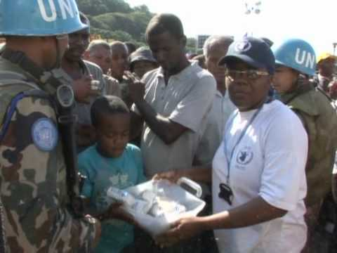 Haiti quake worst disaster ever confronted by UN: UN