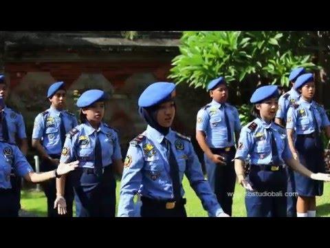 Indonesia Jaya By SMK Penerbangan Cakra Nusantara