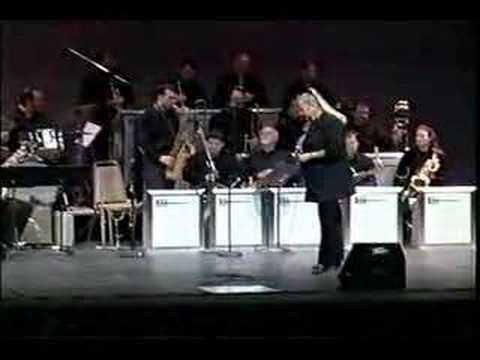 Rebecca Parris & the Kenny Hadley Big Band