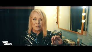 "Kim Wilde ""Here Come The Aliens"" Track-by-Track Interview: ""Yours 'Til The End"""