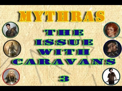 The Issue with Caravans 3.1