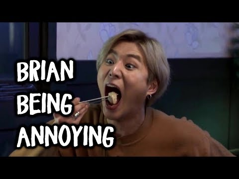 Brian Kang Being Annoying [Day6 Young K]