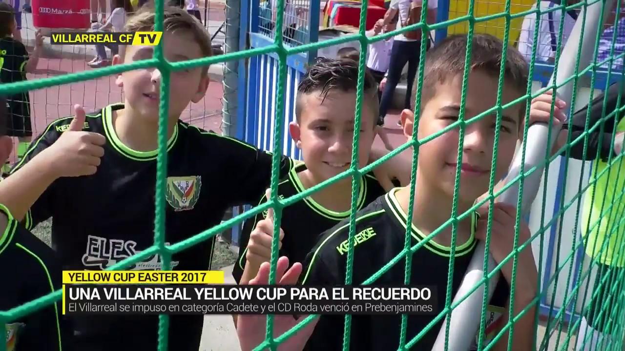 Una Yellow Cup Easter para el recuerdo | 2017