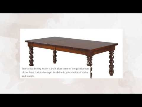 Solid Wood Furniture Toronto  Millbank Family Furniture Ltd  Mennonite