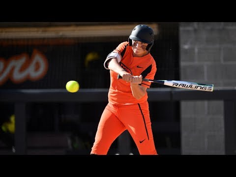 Recap: Oregon State softball hits two home runs to beat Stanford, claim series win