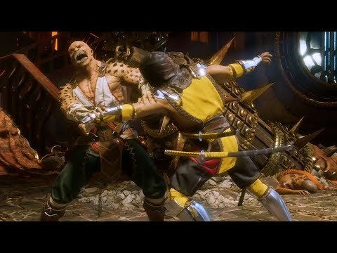 Breaking Down Every Character in Mortal Kombat 11