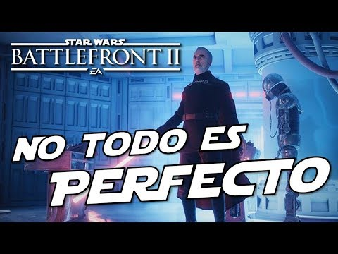 Star Wars Battlefront 2 Mas Noticias, No Todo es Perfecto, Gameplay Héroes desatados | Erick Tanki thumbnail