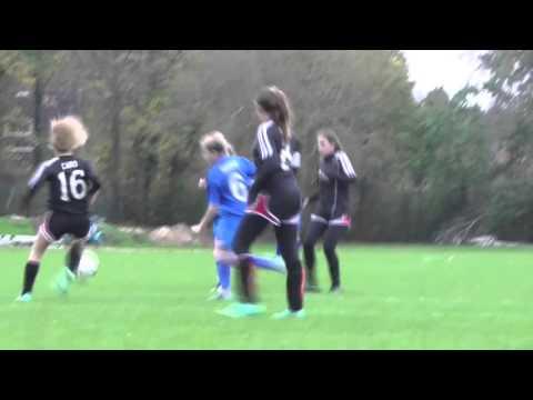 Girl's Soccer ISST 2015 - Vienna International School 2-2 Cairo American College