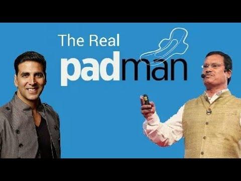 The real padman
