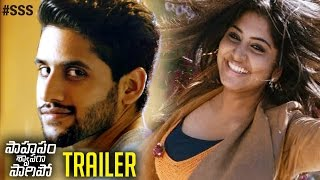 Download Hindi Video Songs - Saahasam Swaasaga Saagipo Theatrical Trailer | AR Rahman | Naga Chaitanya | Gautham Menon #SSSMovie