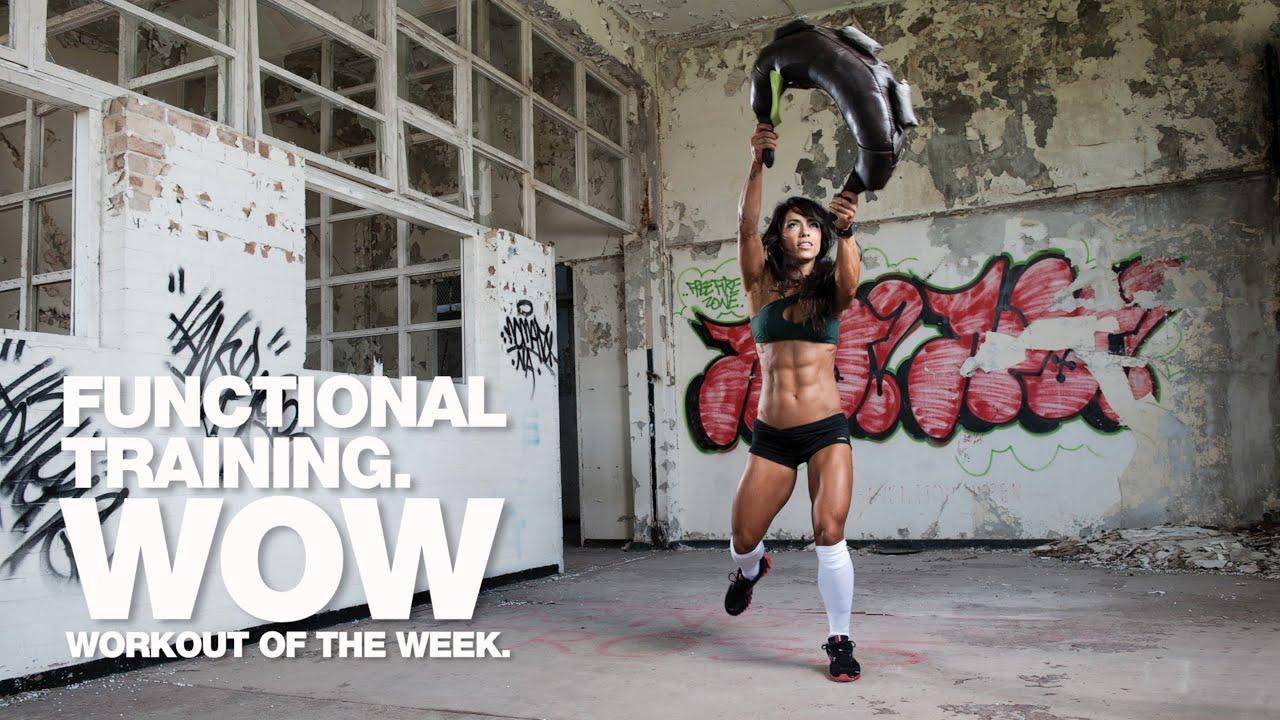 Functional Training Bulgarian Bag Basics Workout Of The Week