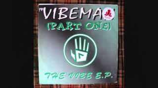 Vibeman - The Vibe EP