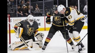 Bruins vs Golden Knights, a Power Rankings Discussion