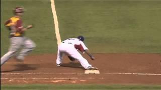 Dominican Republic Vs Venezuela - Doble Play Robinson Cano And Jose Reyes World Baseball 2013