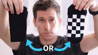 Bold vs. Boring Socks: When to Wear Crazy Socks (and When NOT To) + How to Match Socks With Pants