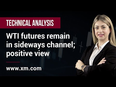 Technical Analysis: 05/03/2019 - WTI futures remain in sideways channel; positive view