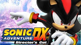 Improved Shadow in Sonic Adventure DX