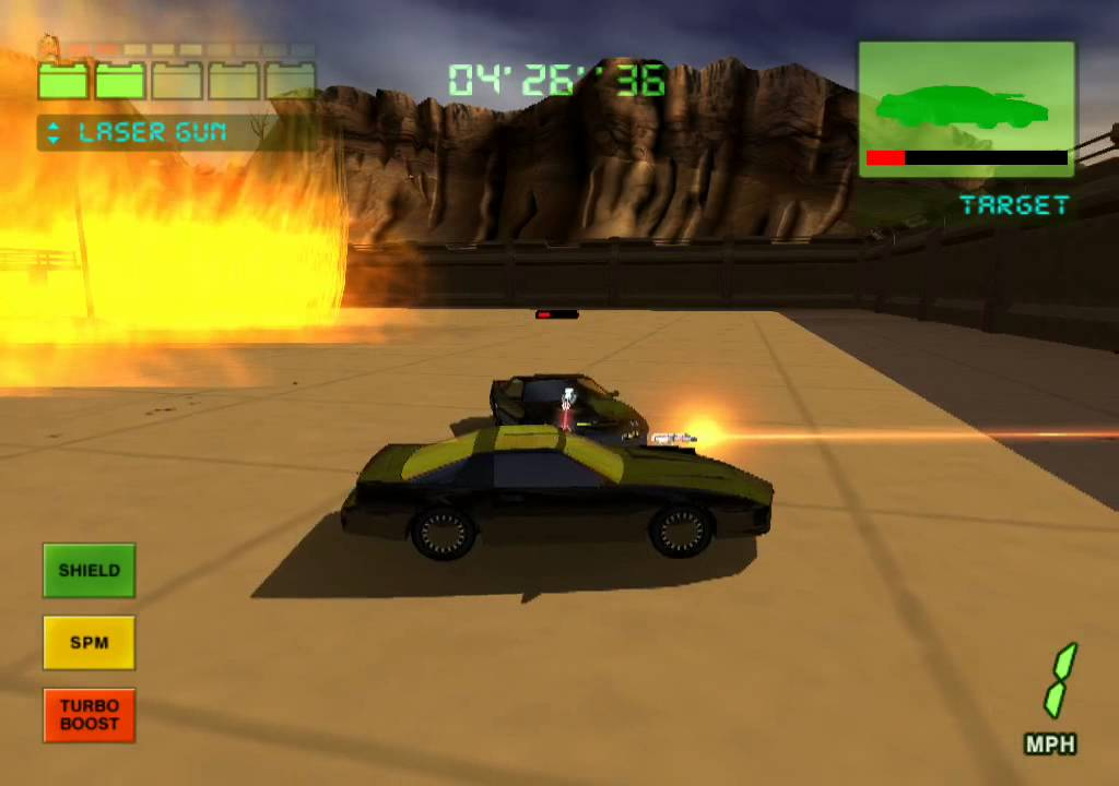 Knight Rider 2 Game - Mission 11 Final - YouTube