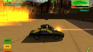 Knight Rider 2 Game - Mission 11 Final
