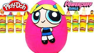 Powerpuff Girls Bubbles Dev Sürpriz Yumurta Cicibiciler Transformers LPS Marvel 500